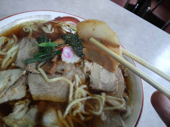 拉麺家チャーシュー110402c