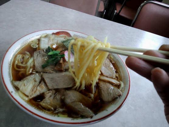 拉麺家チャーシュー110402b