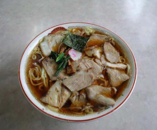 拉麺家チャーシュー110402a