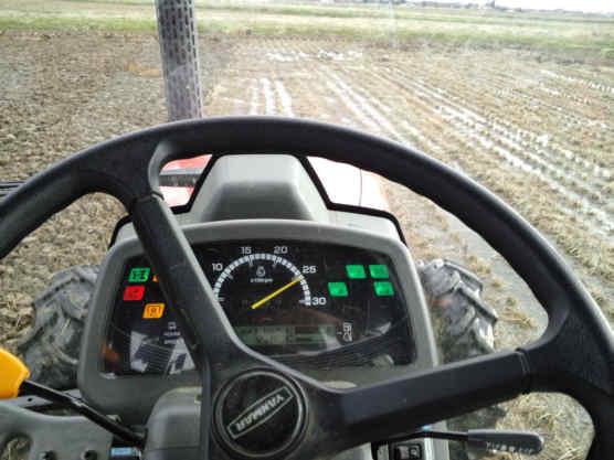 トラクター110420b