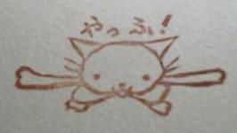 ケシ 踊る猫4やふ