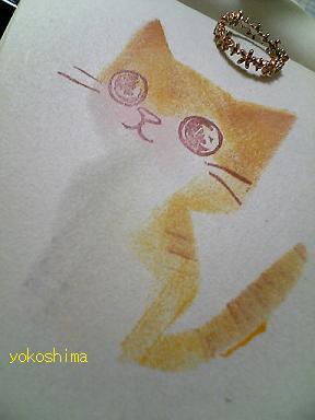 ケシ 猫顔3