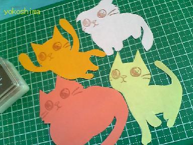 ケシ 猫顔応用2