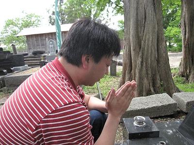 スタルヒンへ祈る2