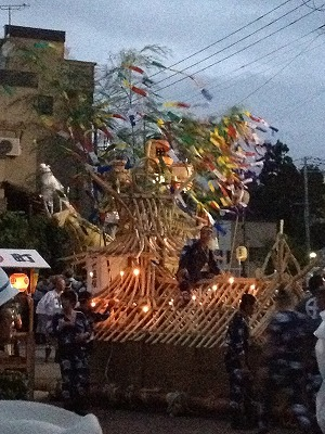 屋形舟(柳町)