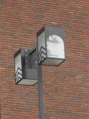 街灯かまくら