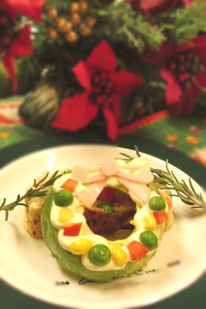 2011クリスマスメニュー