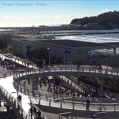湘南マラソン写真