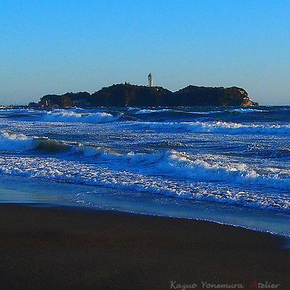 強風江の島6
