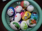 coler eggs