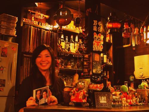 barお姉さん