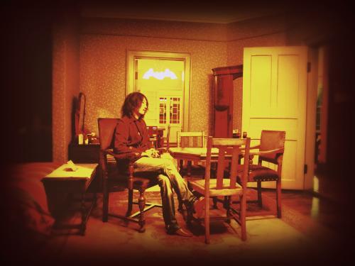 静かな部屋