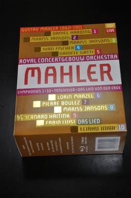マーラー:交響曲全集ブログ版