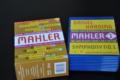 マーラー:交響曲全集ブログ版 (3)