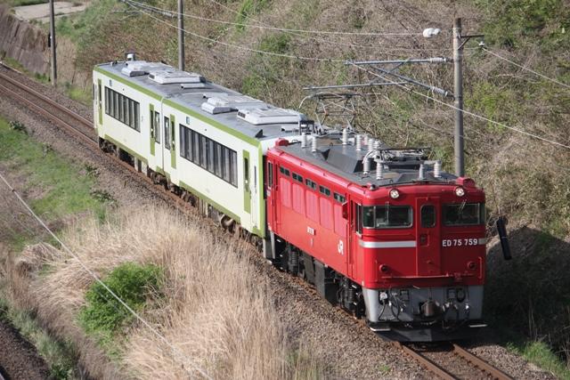 ED75-759 キハ110