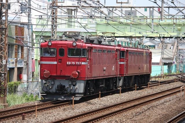 EF81-141+ED75-757