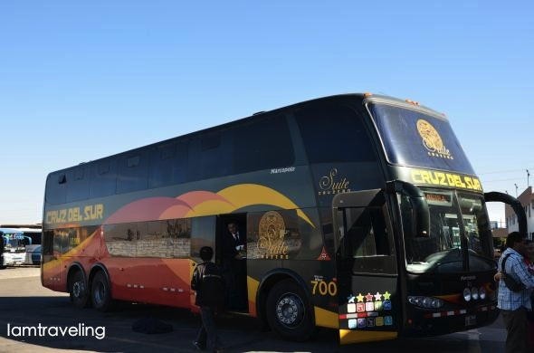 Bus LIM-AREQUIPA