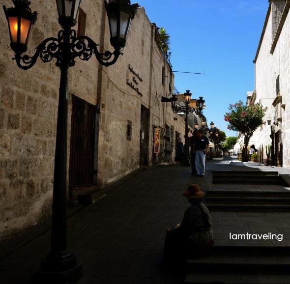 street 1 Arequipa