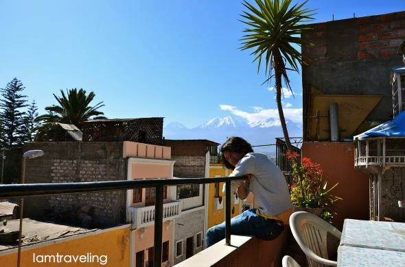 guesthouse Arequipa 2