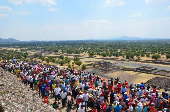 people in teotiuacan