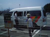 H220611地域循環バス試乗