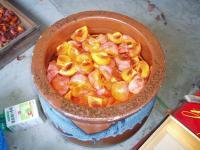 H230103甕に仕込んだ柿