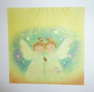 道子さん Twin Angel