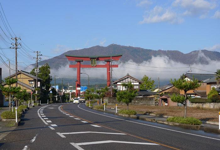 弥彦神社 新潟県 2