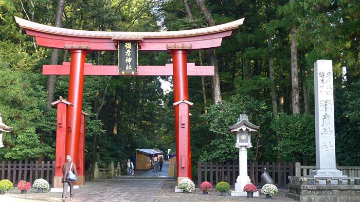 弥彦神社 新潟県 3