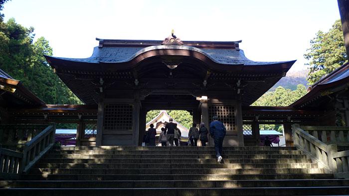 弥彦神社 新潟県 11