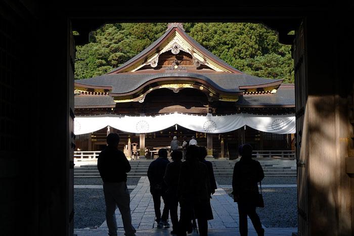 弥彦神社 新潟県 12
