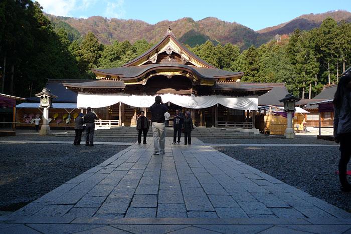 弥彦神社 新潟県 10