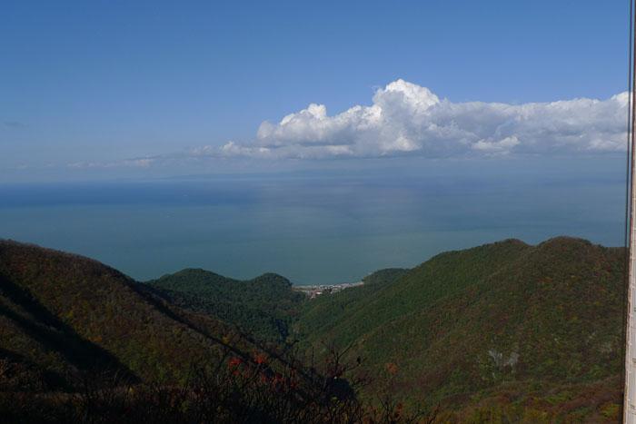 弥彦山 新潟県 4