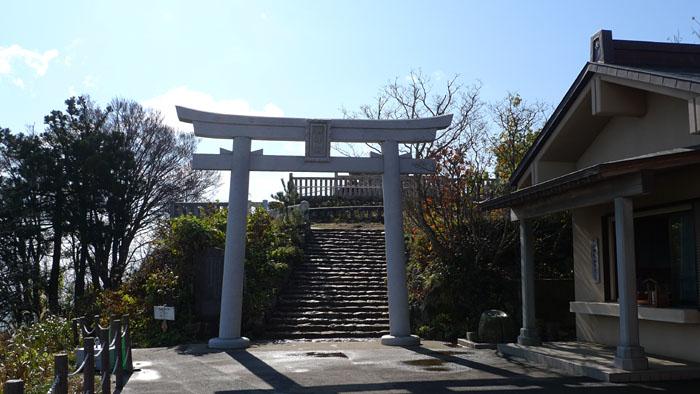 弥彦山 弥彦神社 奥宮 2