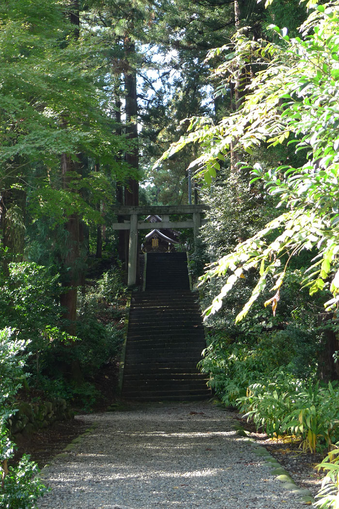 斐太神社 新潟県 3