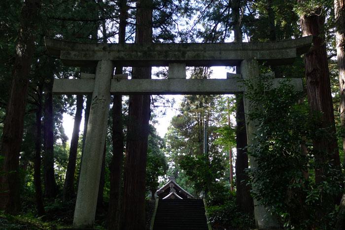 斐太神社 新潟県 5