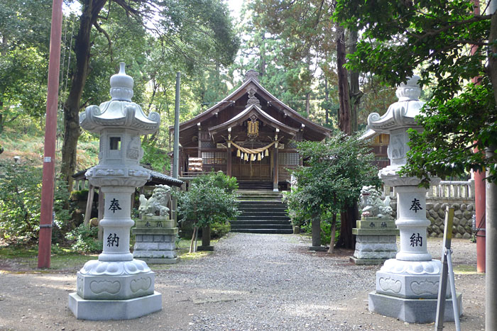 斐太神社 新潟県 6