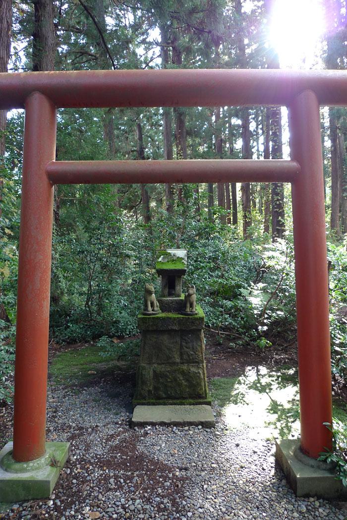 斐太神社 新潟県 7