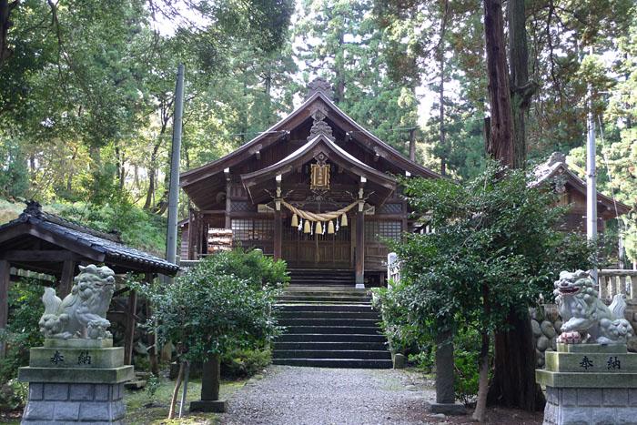 斐太神社 新潟県 8