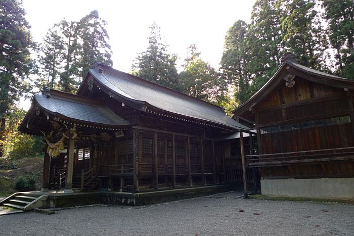 斐太神社 新潟県 9