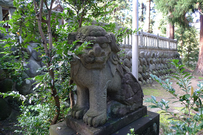 斐太神社 新潟県 13