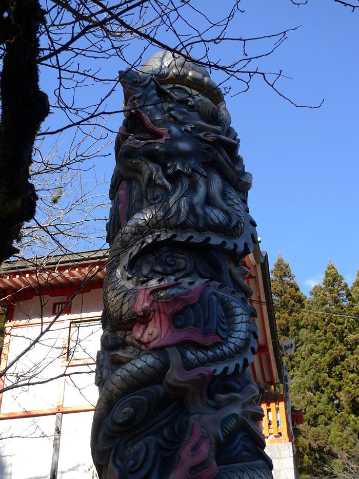 金櫻神社 山梨 7