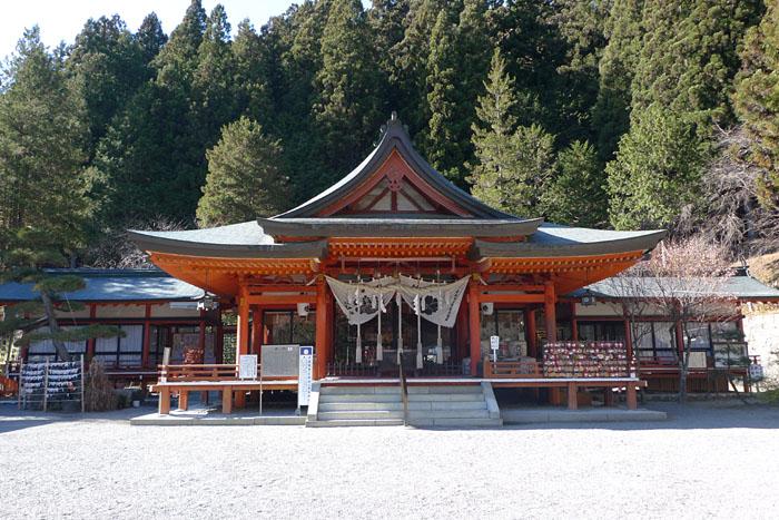 金櫻神社 山梨 11