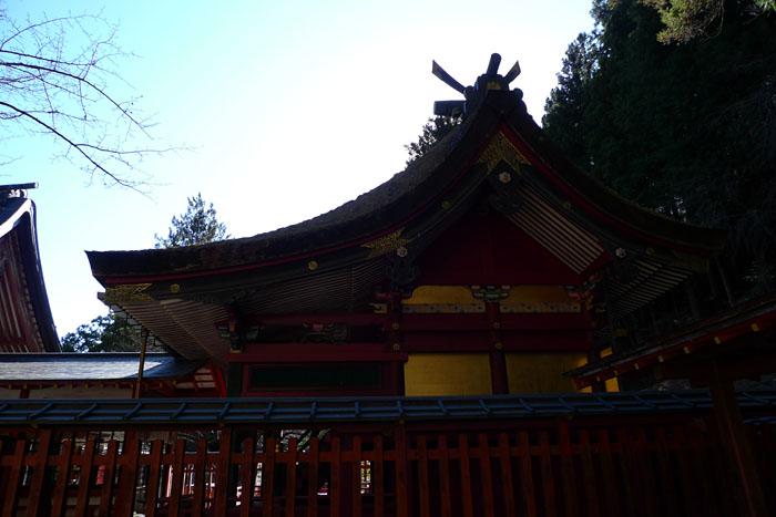 金櫻神社 山梨 10