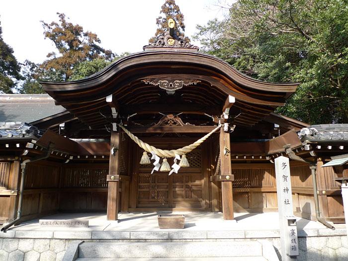 多賀神社 常滑 9
