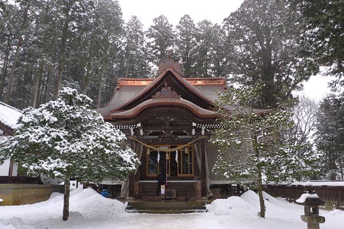 初詣 新宮神社 2