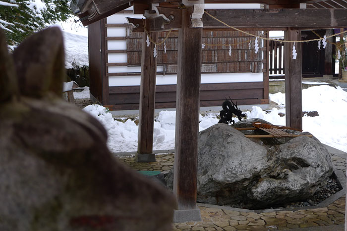 新宮神社 初詣 11