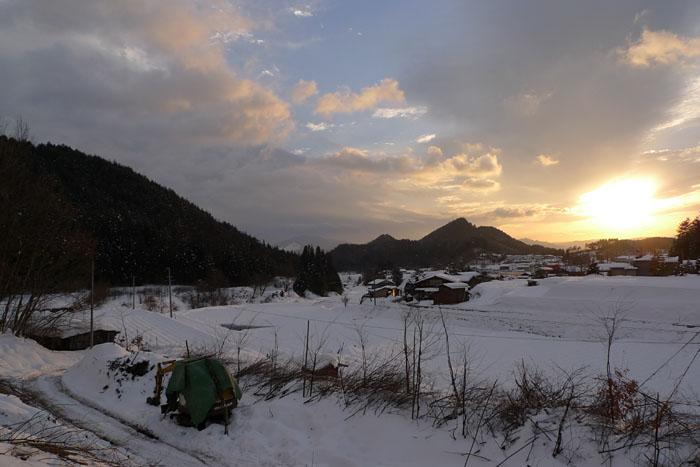 山仕事 2013 冬 3