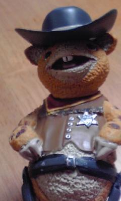 二挺拳銃保安官ブースカちゃん
