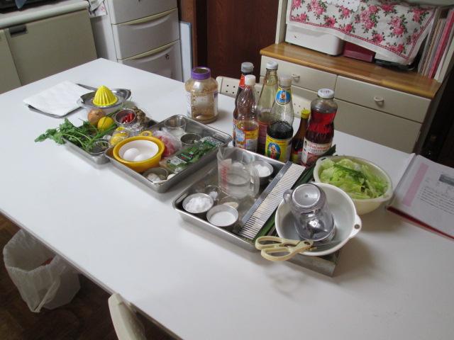 タイ料理 003